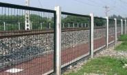 """铁路专用护栏网——""""春运""""路上的风景线"""