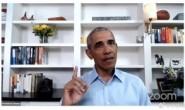 奥巴马就美国暴乱发声